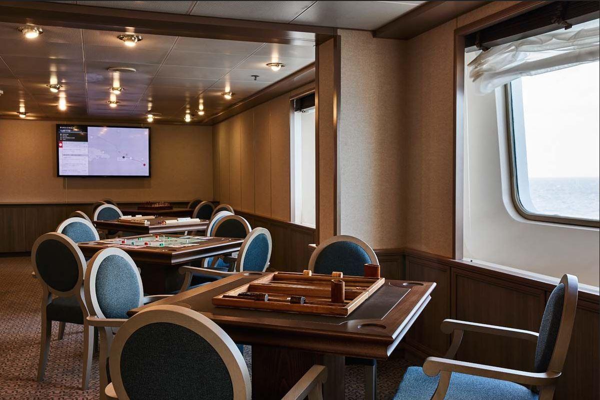 会议室/纸牌屋 Conference/Card Room