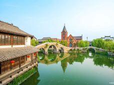 台儿庄古城+微山湖红荷湿地景区2日1晚跟团游·纯玩两日游