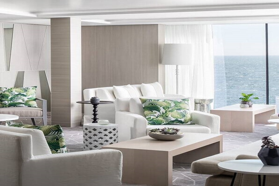 套房专属休息室 The Retreat® Lounge