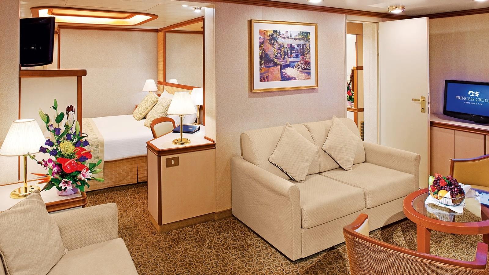 双卧室家庭套房