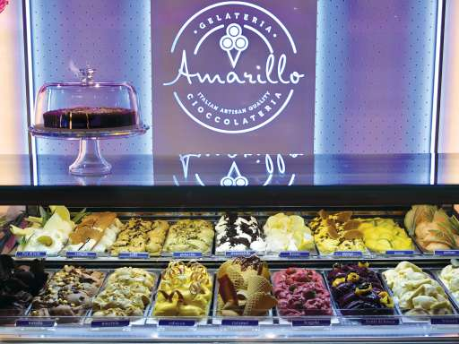 Amarillo冰淇淋 Amarillo Gelateria