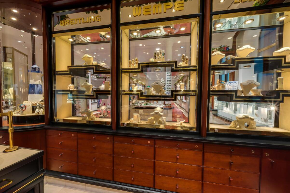 珠宝店 Jeweller