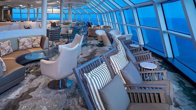 晴空观景休闲廊 Sky Observation Lounge