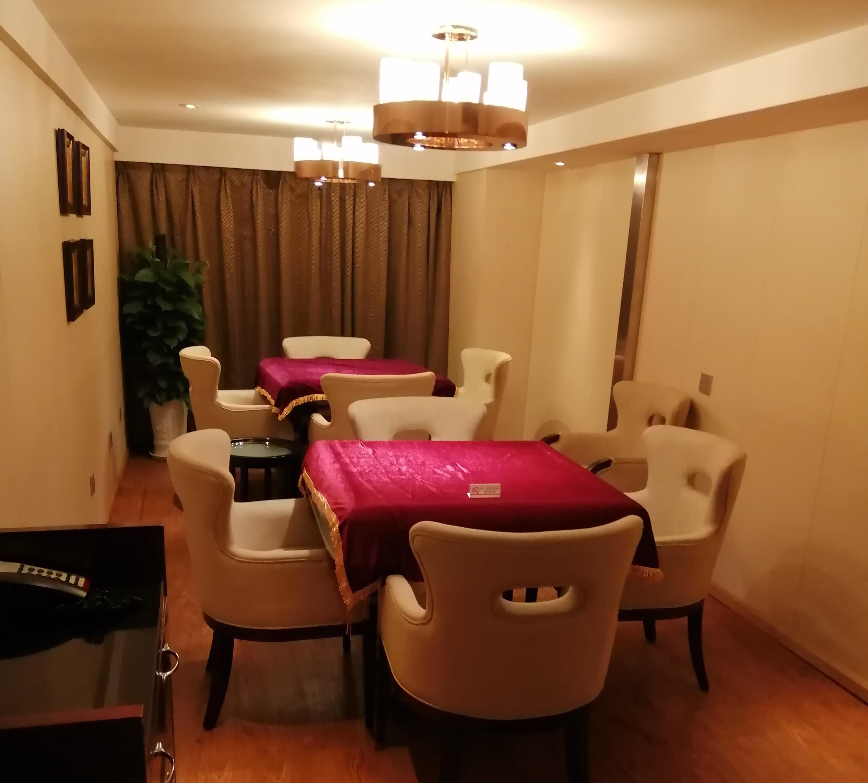 麻将室 Mahjong Room