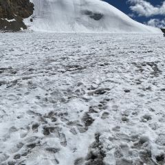 廓瓊崗日冰川用戶圖片