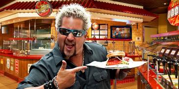 盖伊汉堡店