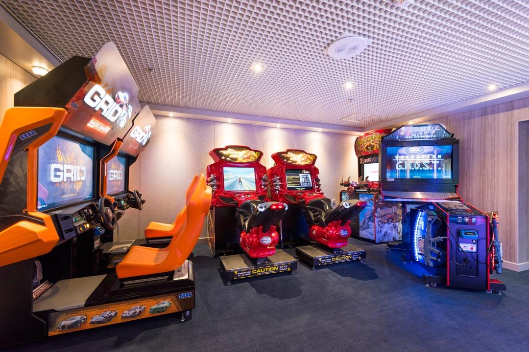 游戏天地 Arcade