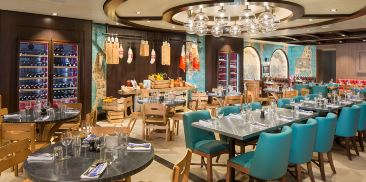 吉瓦尼意大利餐厅·酒廊