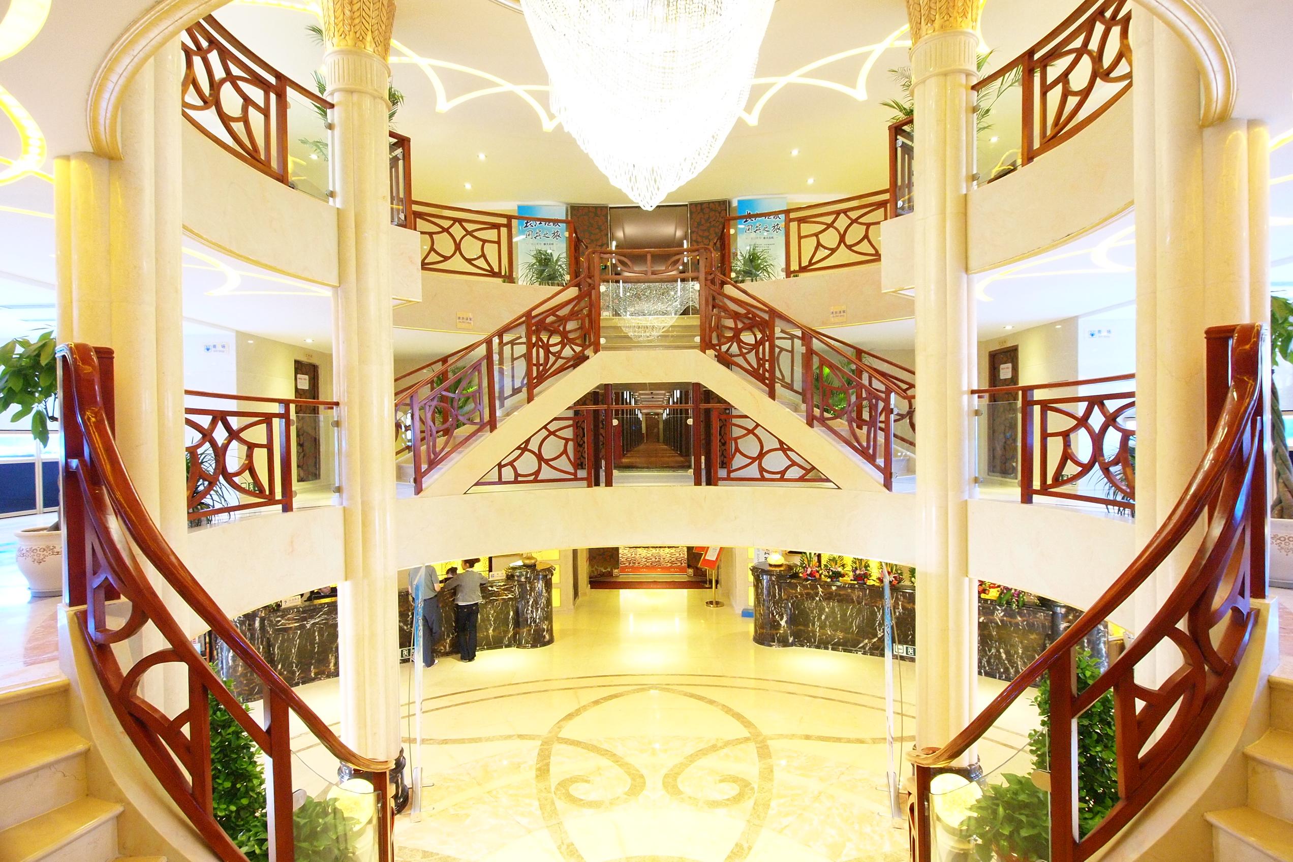 大堂 Atrium