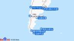 钻石公主号航线图
