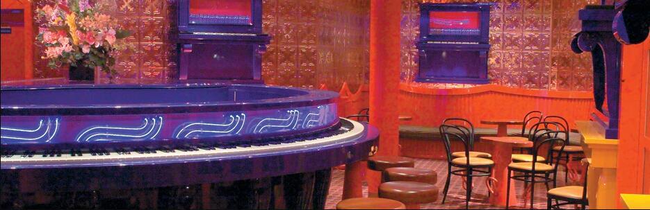 斯科特钢琴酒吧 Scott's Piano Bar