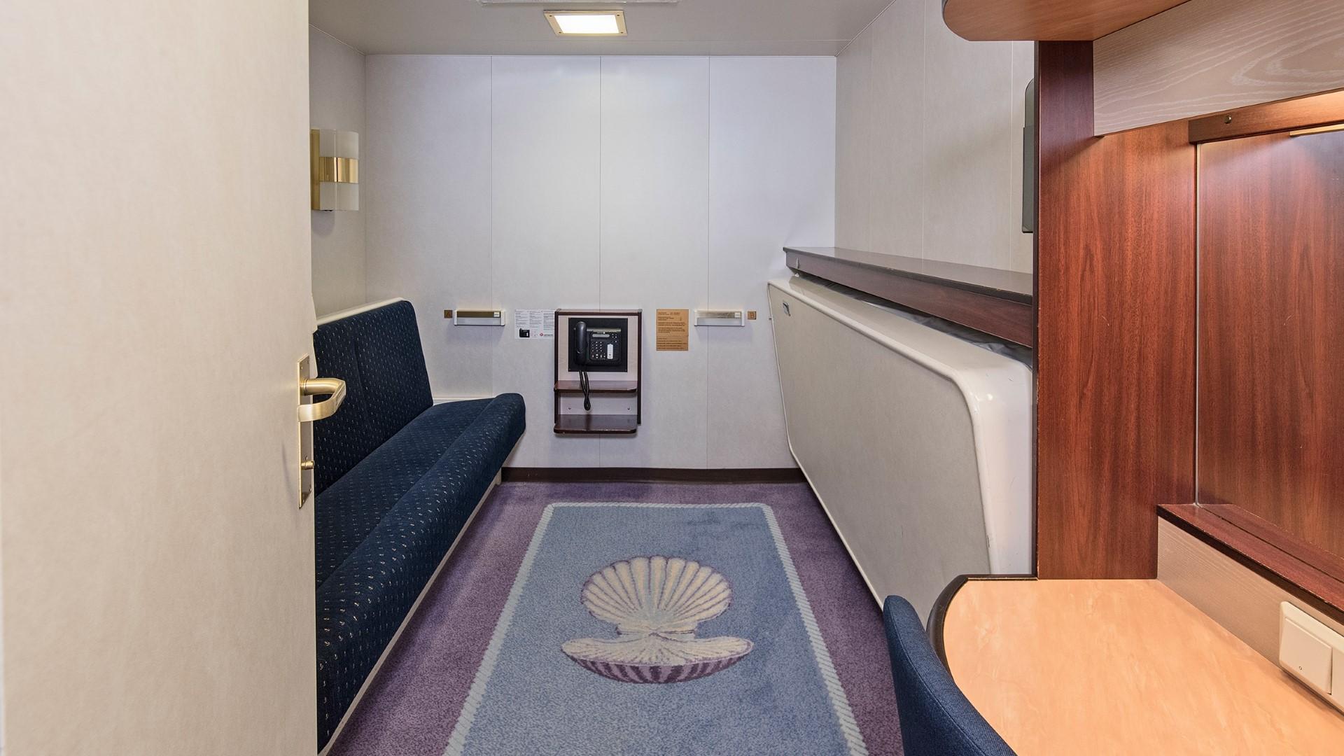 极地内舱房