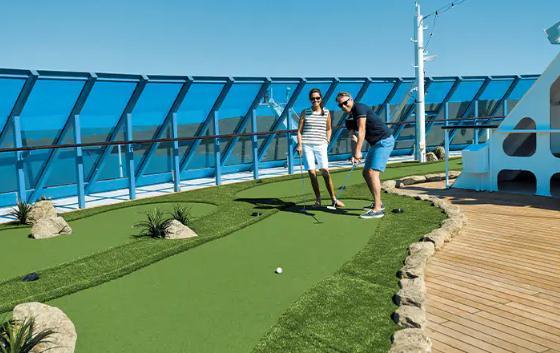 迷你高尔夫 Golf Putting Green