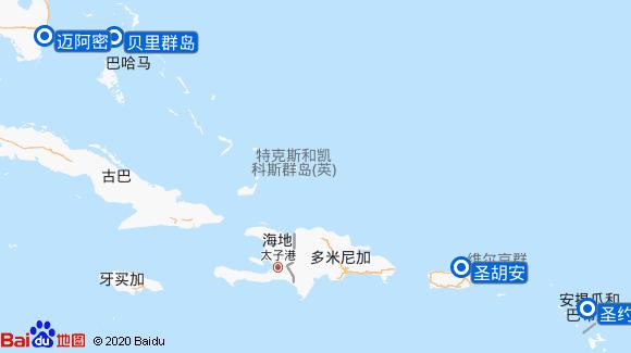 海洋交响号航线图
