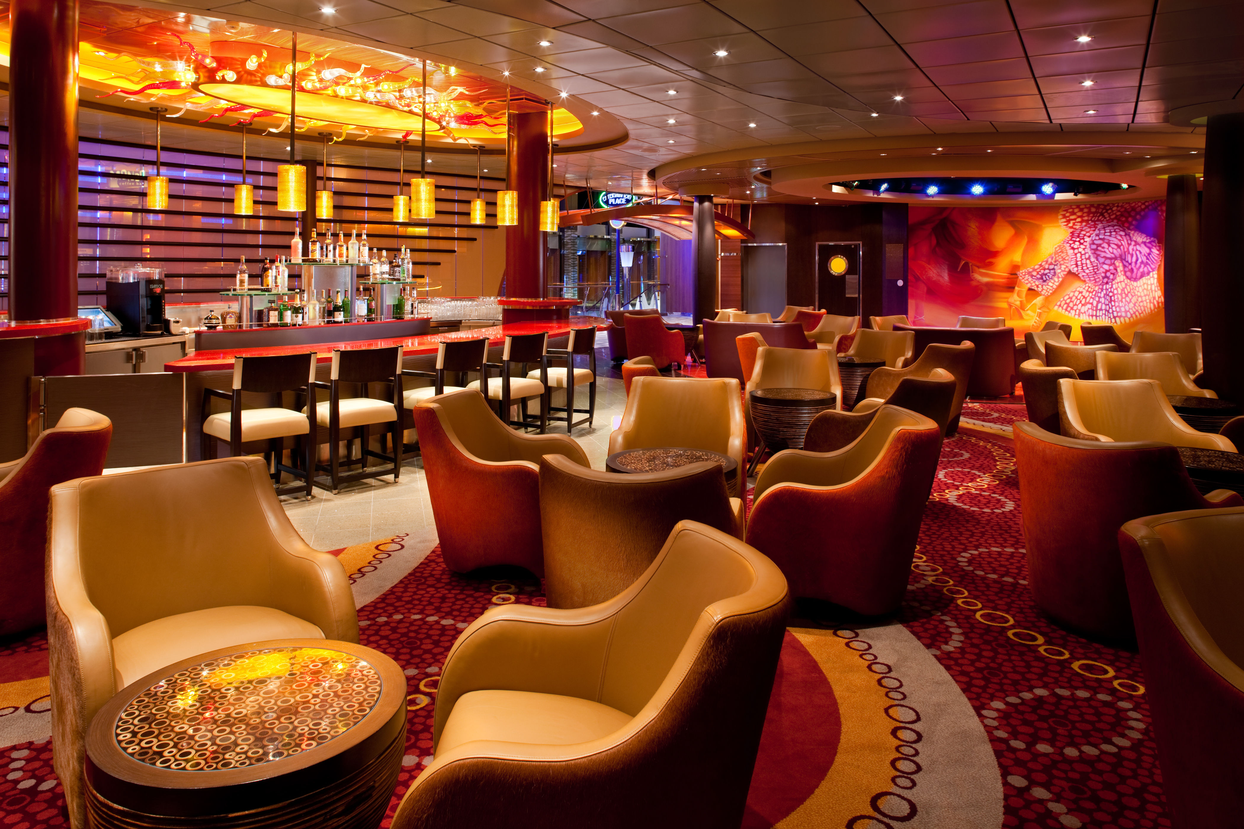 波列罗酒吧 Boleros Lounge