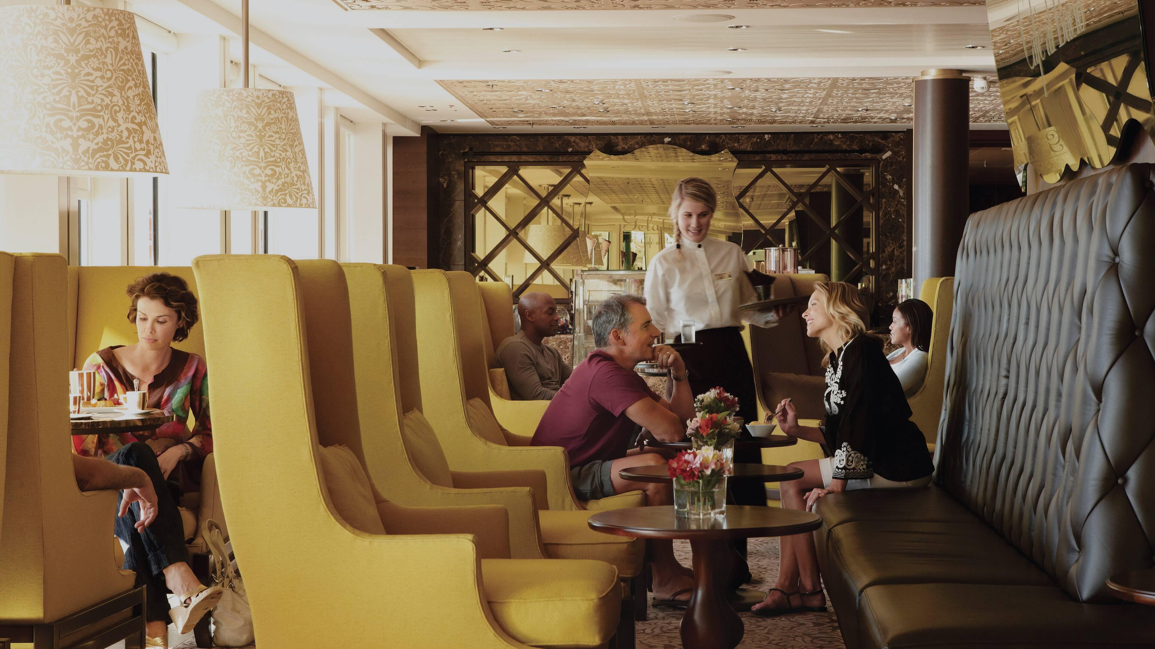 咖啡冰激凌店 Café Al Bacio & Gelateria