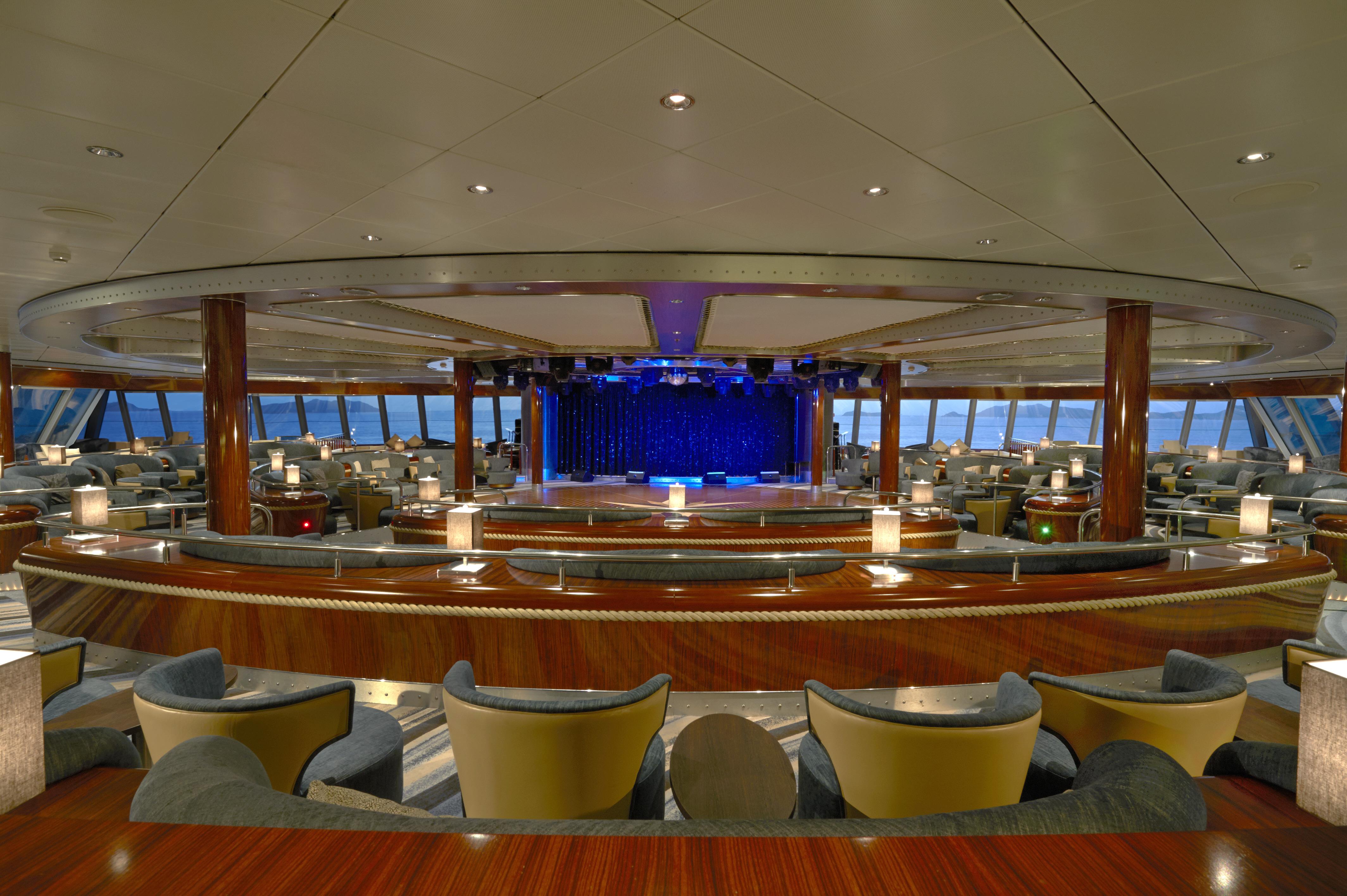 扬帆酒廊 Spinnaker Lounge