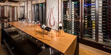 Penfolds酒窖