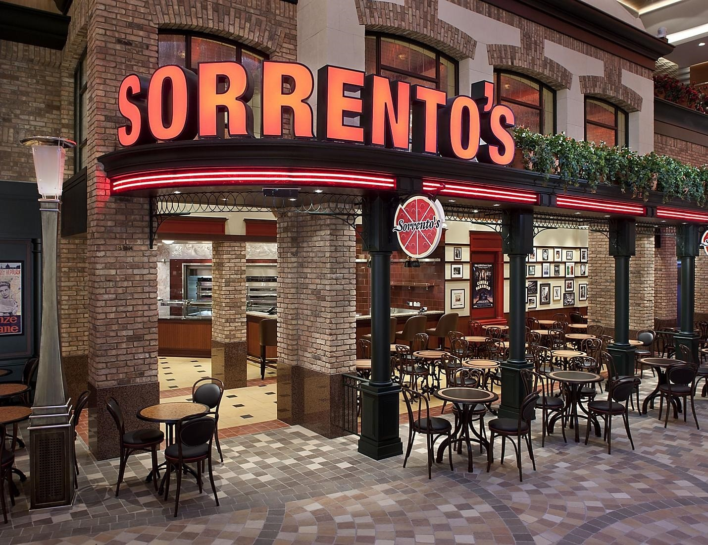索伦托匹萨屋 Sorrento's Pizza
