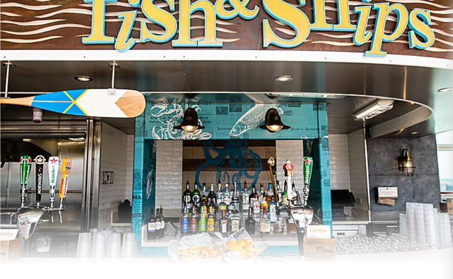 海鲜餐厅 Fish & Ships℠