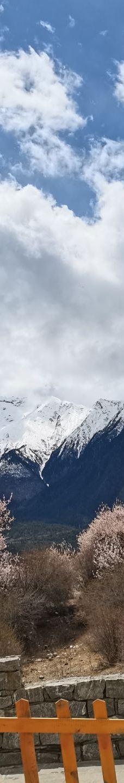 南迦巴瓦峰-米林