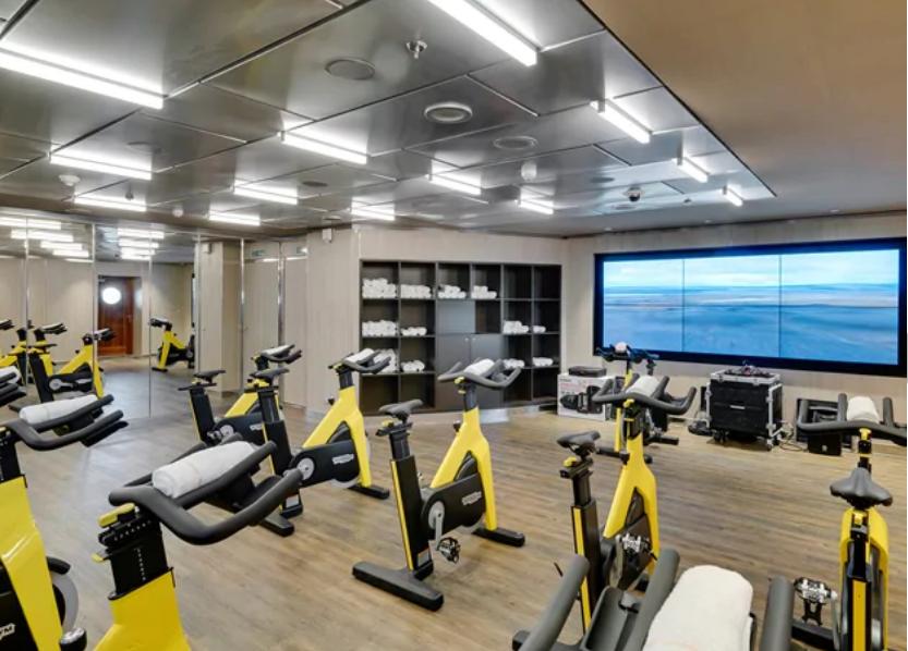 健身中心 Gym Area