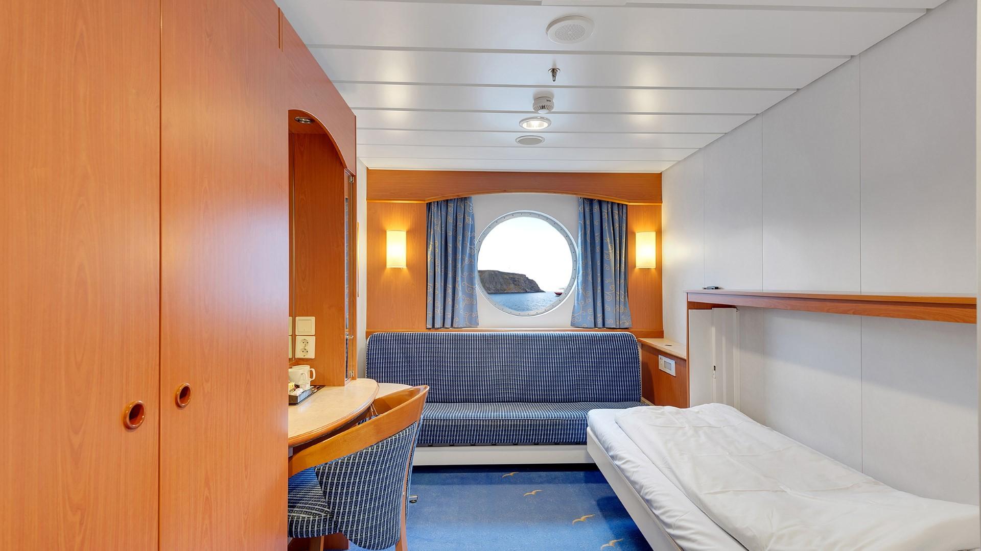 北极高级外舱