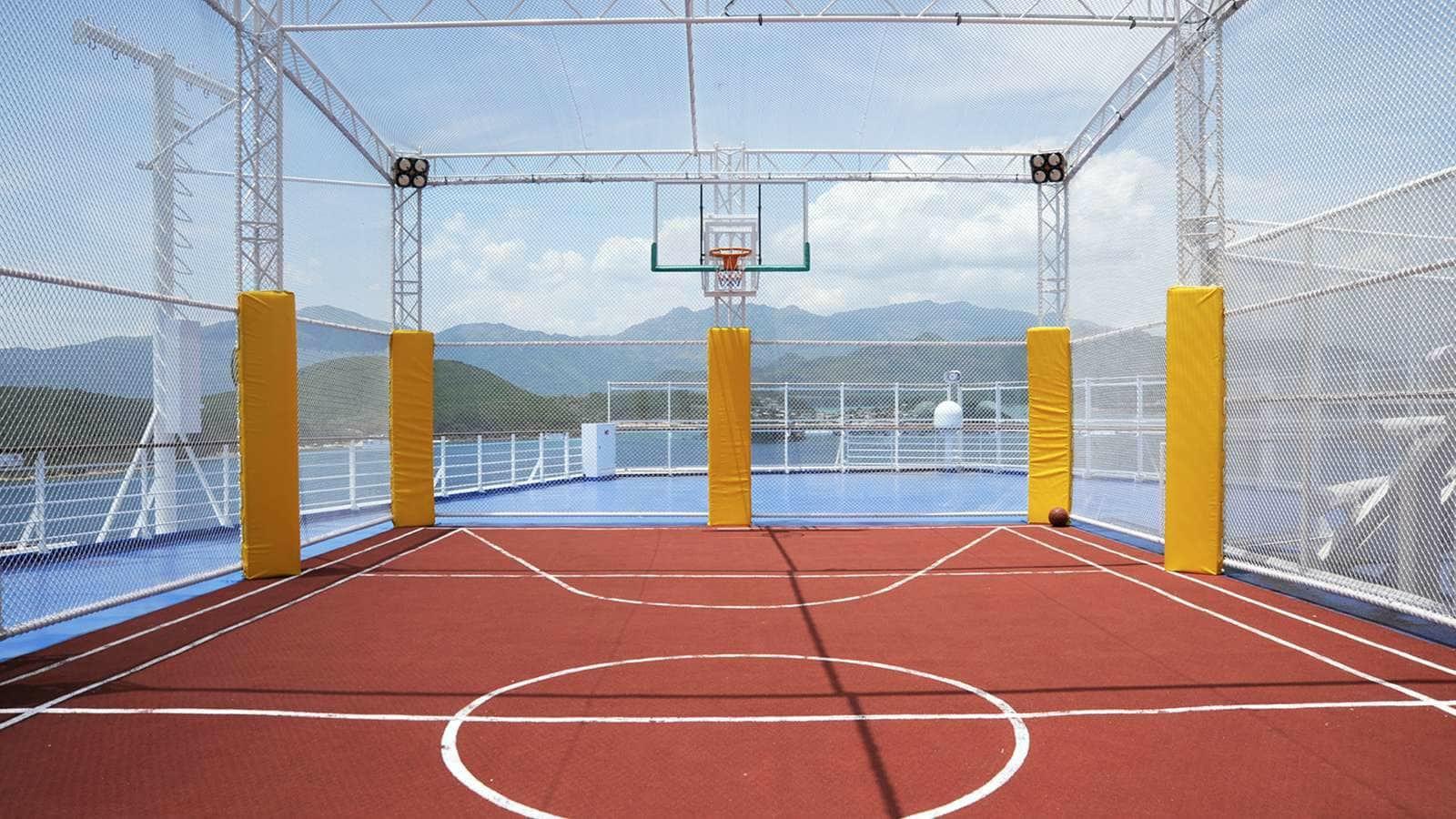 运动场 Sports Court