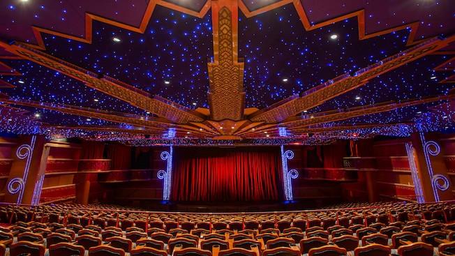华特迪士尼剧院 Walt Disney Theatre