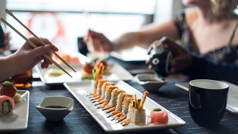 五号寿司 Sushi on Five