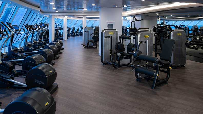 健身中心 The Fitness Center