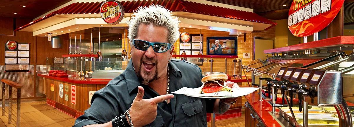 盖伊汉堡店 Guy's Burger Joint