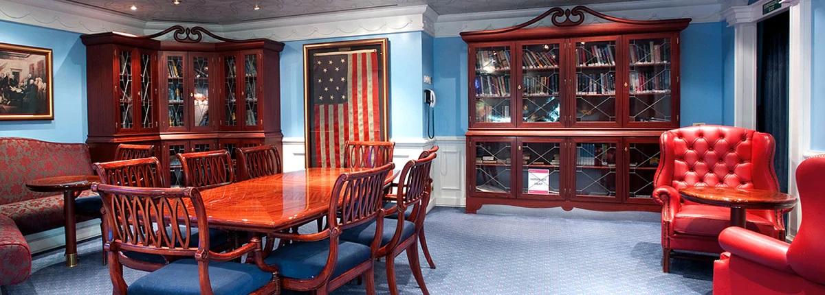 蒙蒂塞洛图书馆 Monticello Library