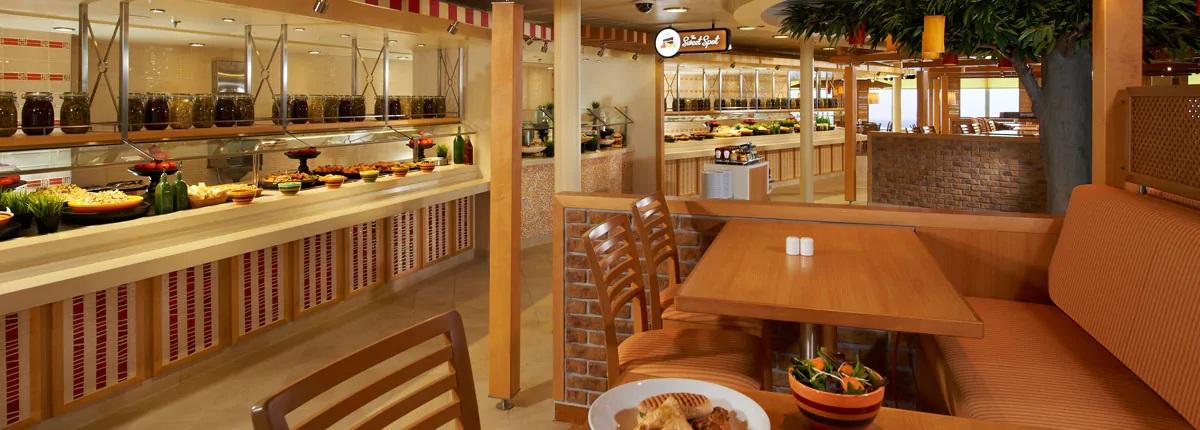自助餐厅 Freedom Restaurant