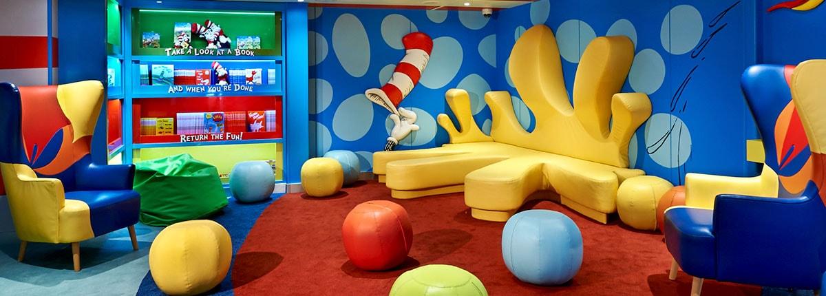 苏斯博士的故事会 Dr.Seuss Bookville