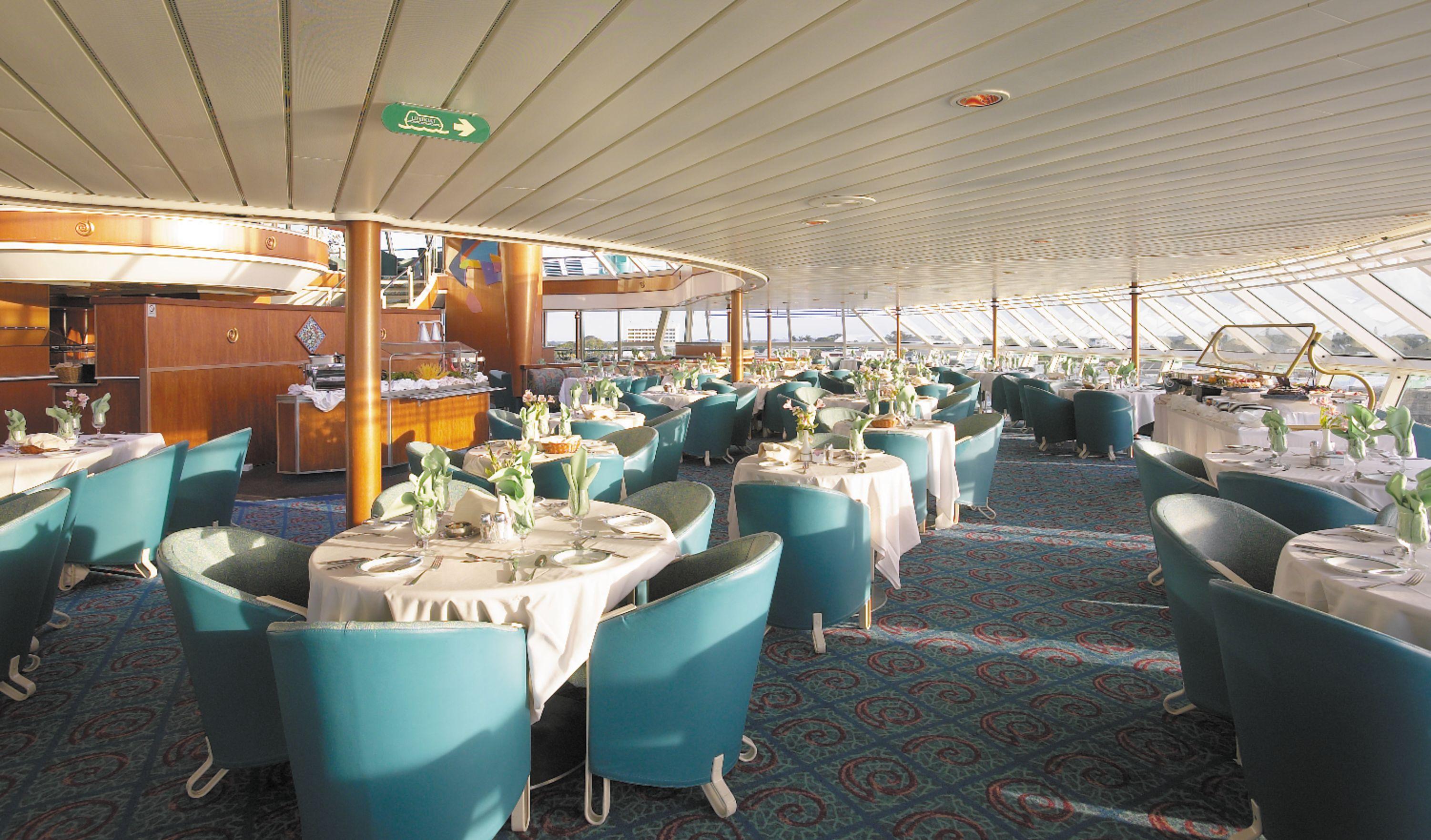 帆船自助餐厅 Windjammer Cafe