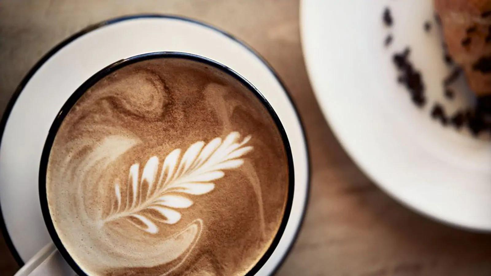 咖啡和甜筒 Coffee & Cones