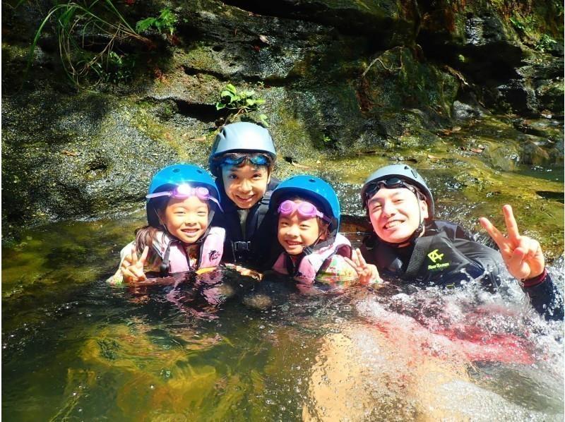 【沖縄・西表島】【1日】選べるマングローブSUPorカヌー&スプラッシュキャニオニング