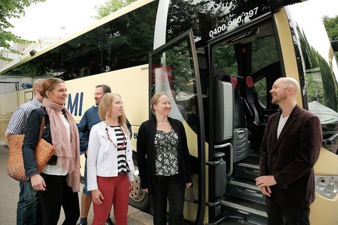 Shore Excursion: Private Guided Helsinki City Tour