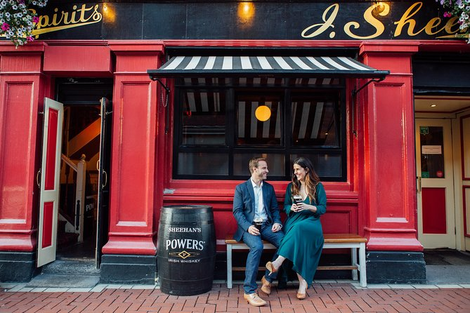 90 Minute Private Vacation Photography Session with Local Photographer in Dublin