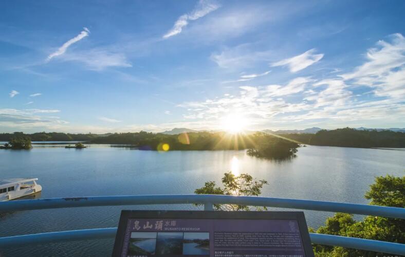 Wusanto Reservoir Ticket in Tainan