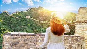 北京八达岭长城一日游【接看升国旗-无损退改+五环接+鸟巢水立方】