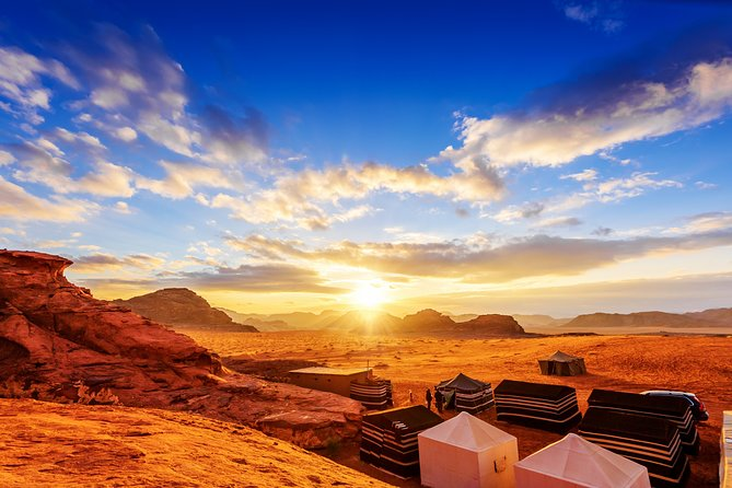 Private Tour: Wadi Rum from Aqaba
