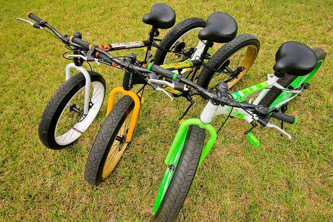 24 Hour Bicycle Rental in South Padre Island