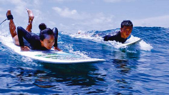 宜蘭烏石港|藍洋衝浪-衝浪體驗含教學