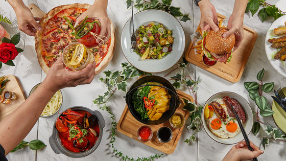 Up to 23% Off | K11 MUSEA Glasshouse Greenery - $150 Set Meal Voucher