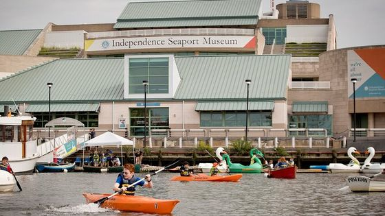 Independence Seaport Museum Admission
