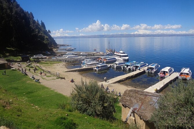 Private experience To Copacabana & Titicaca Lake from La Paz
