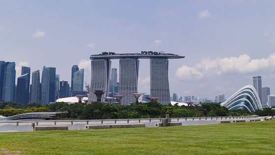Singapore One-Day Chartered Bus Tour