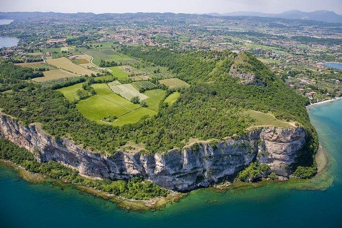Visit of the natural reserve of Manerba del Garda